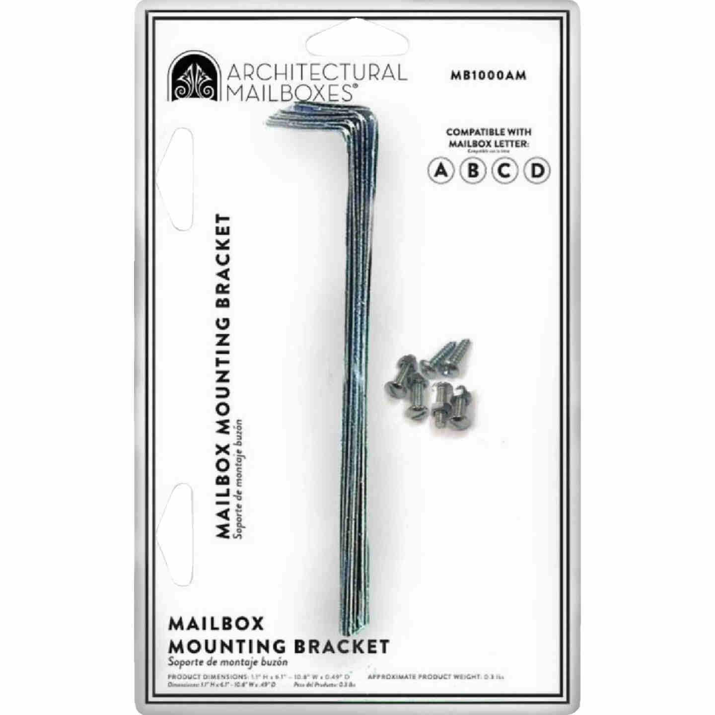 Gibraltar Adjustable Metal Mailbox Bracket (4-Piece) Image 1