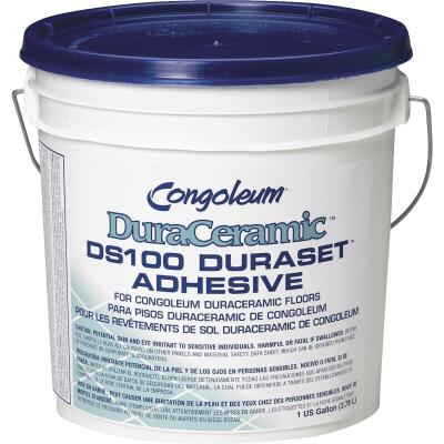 Congoleum DuraCeramic DuraSet Multi-Purpose Floor Adhesive (Gallon)