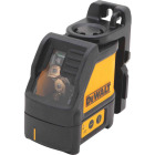 DeWalt 100 Ft. Self-Leveling Cross-Line Laser Level Image 1