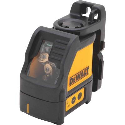 DeWalt 100 Ft. Self-Leveling Cross-Line Laser Level