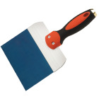 Do it Best 6 In. Ergo Blue Steel Taping Knife Image 1