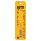 DeWalt Rapid Load 1/16 In. Black Oxide Hex Shank Drill Bit Image 1