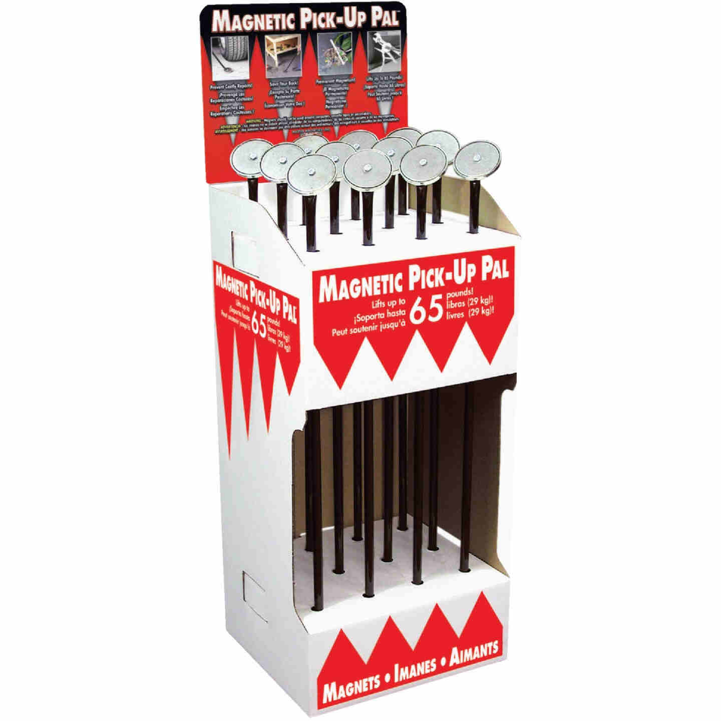 Master Magnetics Magnet Source 36 In.Magnetic Pick-Up Tool Image 3