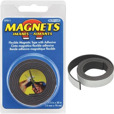 Master Magnetics 30 in. x 1/2 in. Magnetic Tape