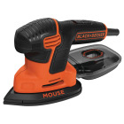 Black & Decker Mouse 10 In. 1.2A Finish Sander Image 1
