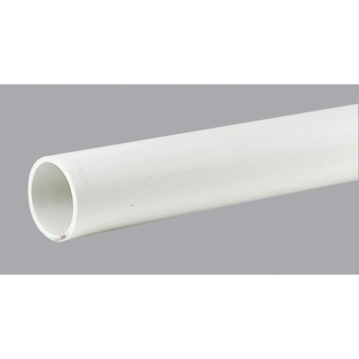 Charlotte Pipe 3 In. X 10 Ft. PVC-DWV Cellular Core Schedule 40 Pipe