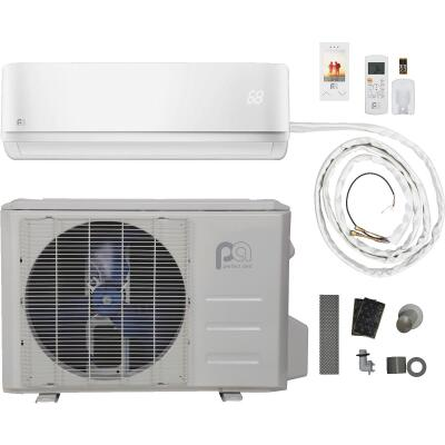 Perfect Aire 12,000 BTU 550 Sq. Ft. Mini-Split Room Air Conditioner with Heating Mode