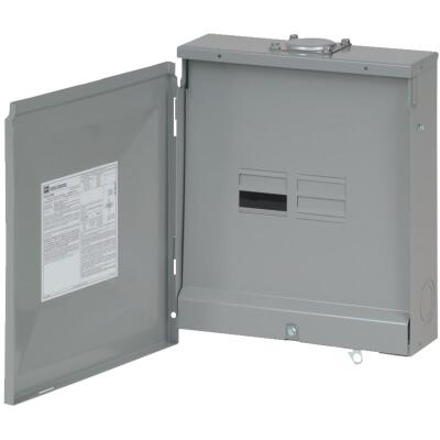 Eaton CH 125A 4-Space 4-Pole Rainproof Main Lug Load Center