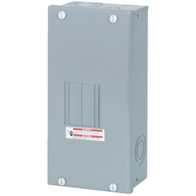 Eaton CH 70A 2-Space 2-Pole Indoor Main Lug Load Center