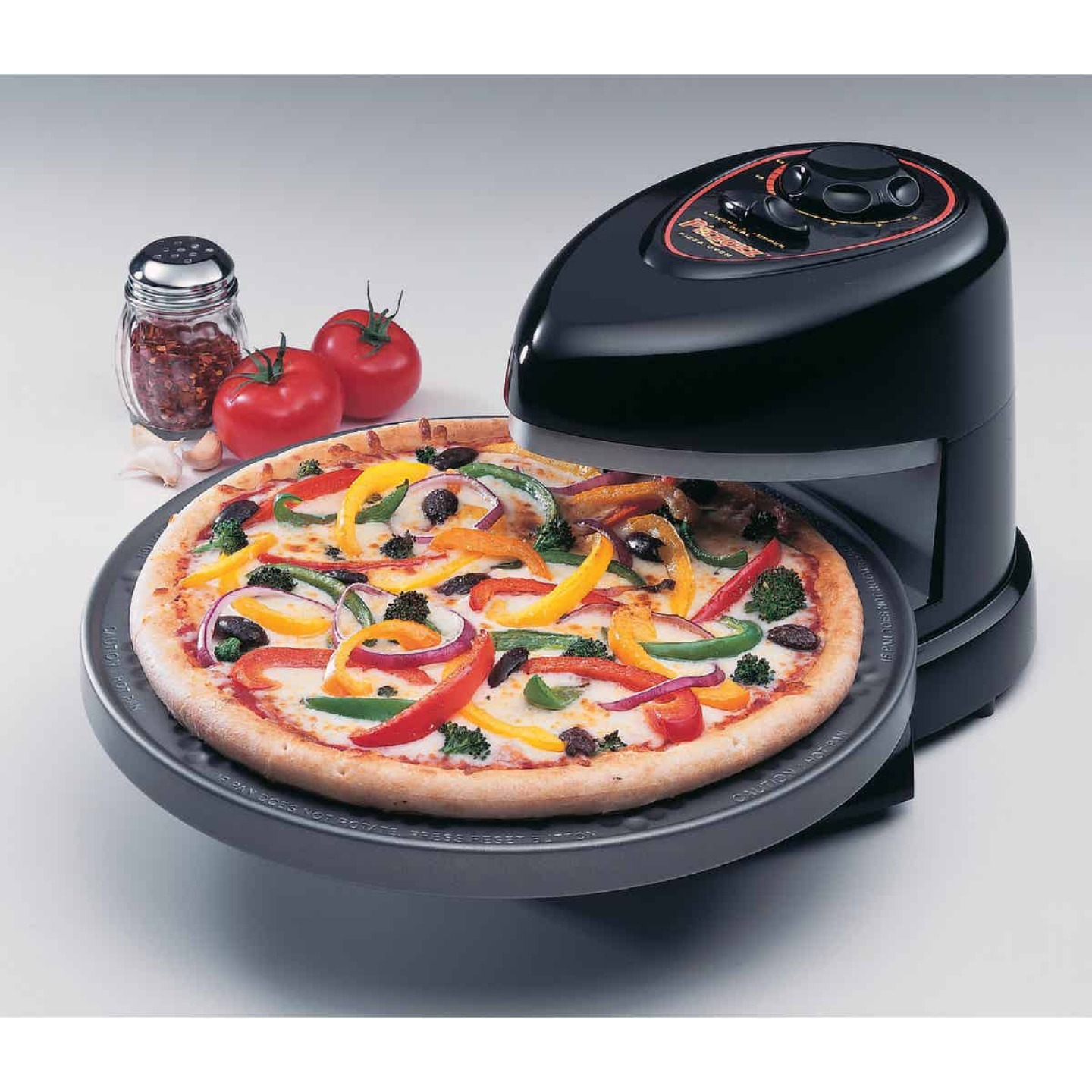 Presto Pizzazz Electric Pizza Maker Image 1