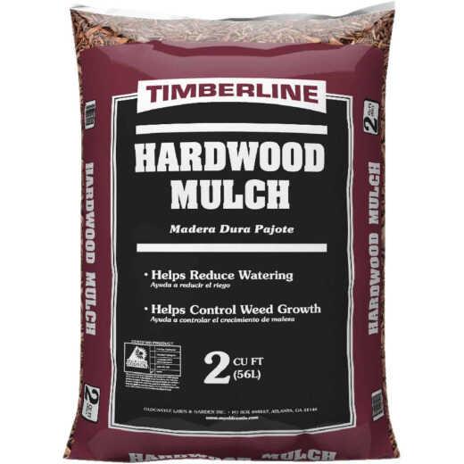 Timberline 2 Cu. Ft. Hardwood Mulch