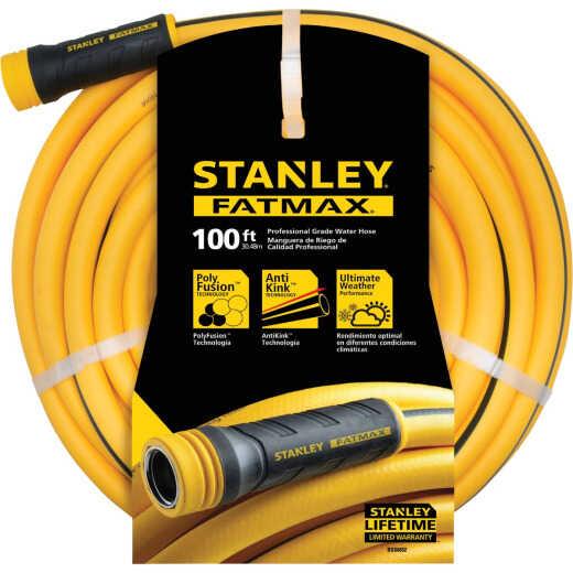 Stanley FatMax 5/8 In. Dia. x 100 Ft. L. Garden Hose