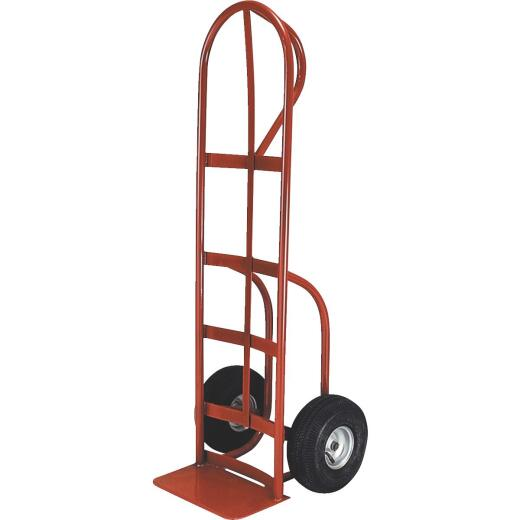 Milwaukee 800 Lb. Capacity P-Handle Hand Truck with Stair Climber