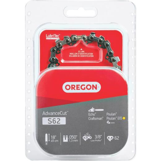 Oregon S62 18 In. Chainsaw Chain