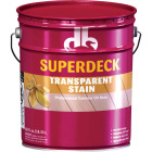 Duckback SUPERDECK Transparent Exterior Stain, Valley, 5 Gal. Image 1