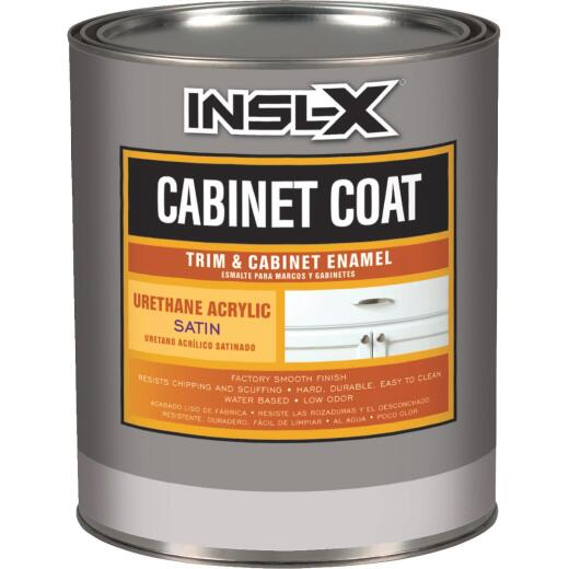 Insl-X 1 Qt. Tint Base 4 Satin Cabinet Coating