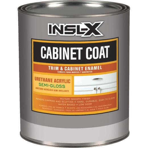 Insl-X 1 Qt. Tint Base 2 Semi-Gloss Cabinet Coating