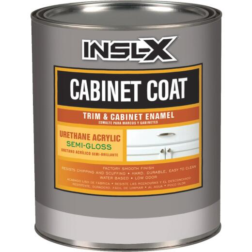 Insl-X 1 Qt. Tint Base 3 Semi-Gloss Cabinet Coating