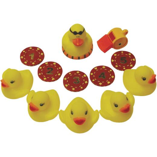 Water Sports Chuck the Duck 2 to 6 Players Pool Game