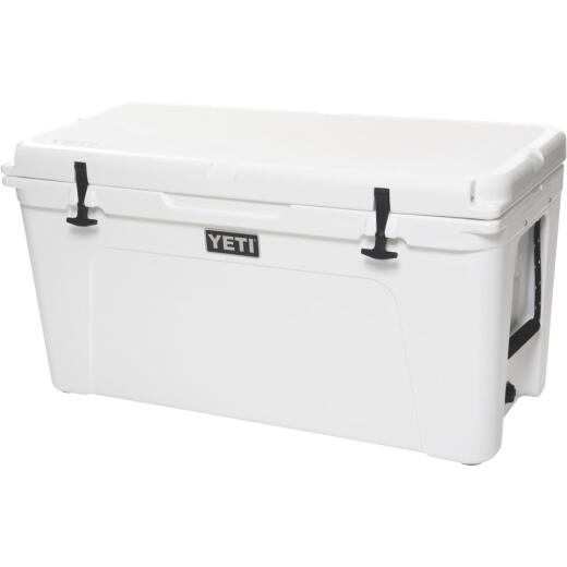 Yeti Tundra 110, 74-Can Cooler, White